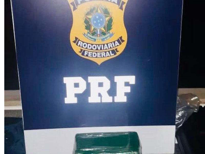 Jequié: Passageiro é preso transportando cocaína para Pernambuco