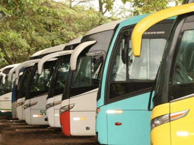 Caetité e mais 10 cidades baianas têm transporte suspenso