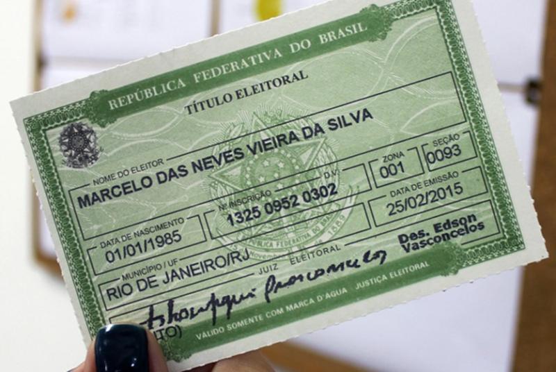 Justiça Eleitoral cancela mais de 90 mil títulos no estado da Bahia